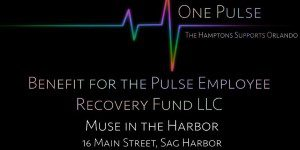 One Pulse - The Hamptons Support Orlando