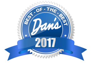 2017 Dan's Best of the Best