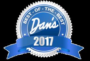 2017 Dan's Best of the Best